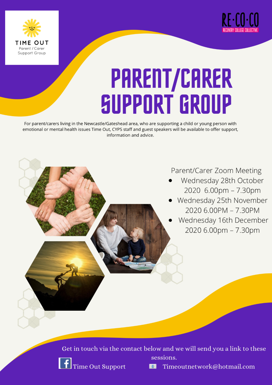 Parent/Carer Support Group