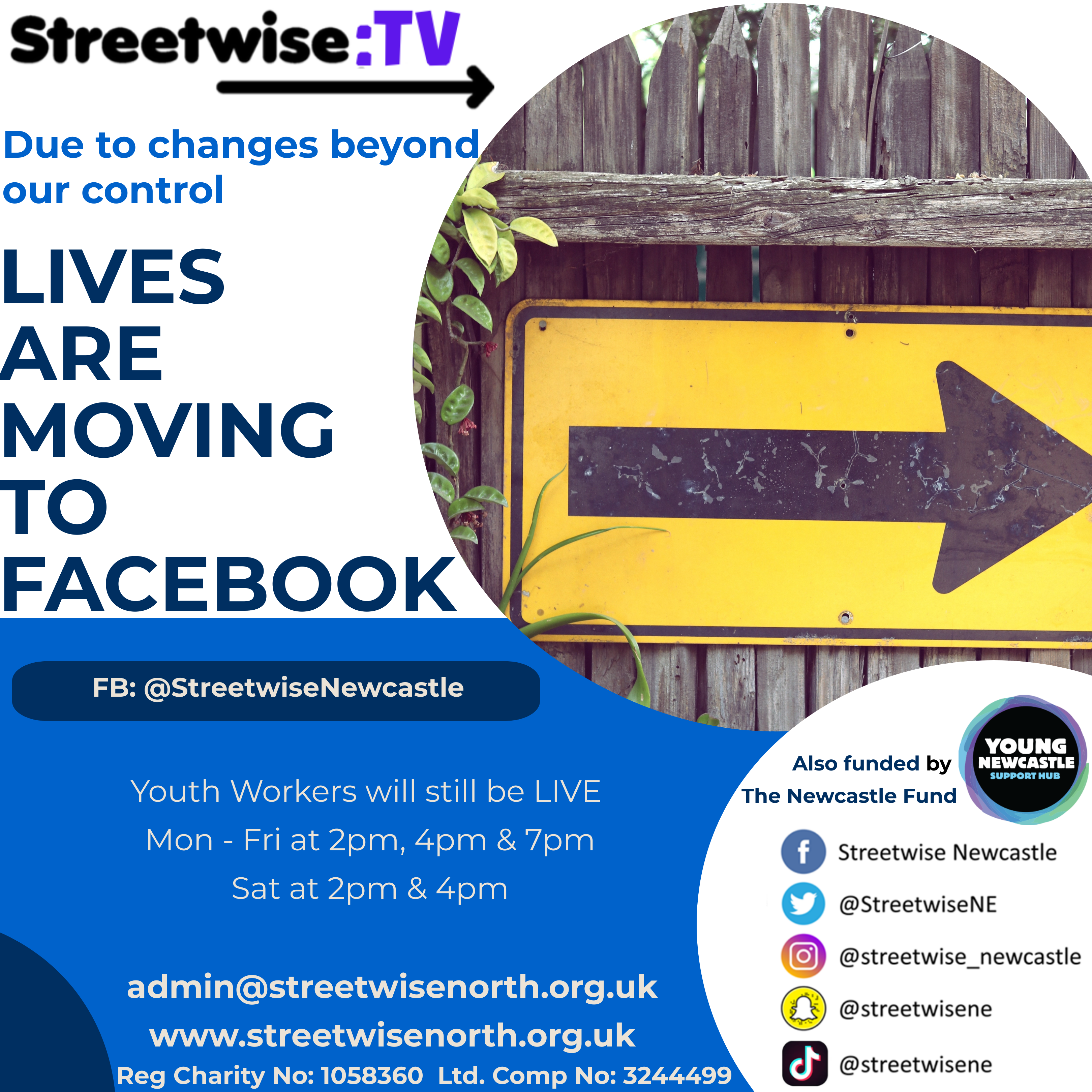 Streetwise Youth Work