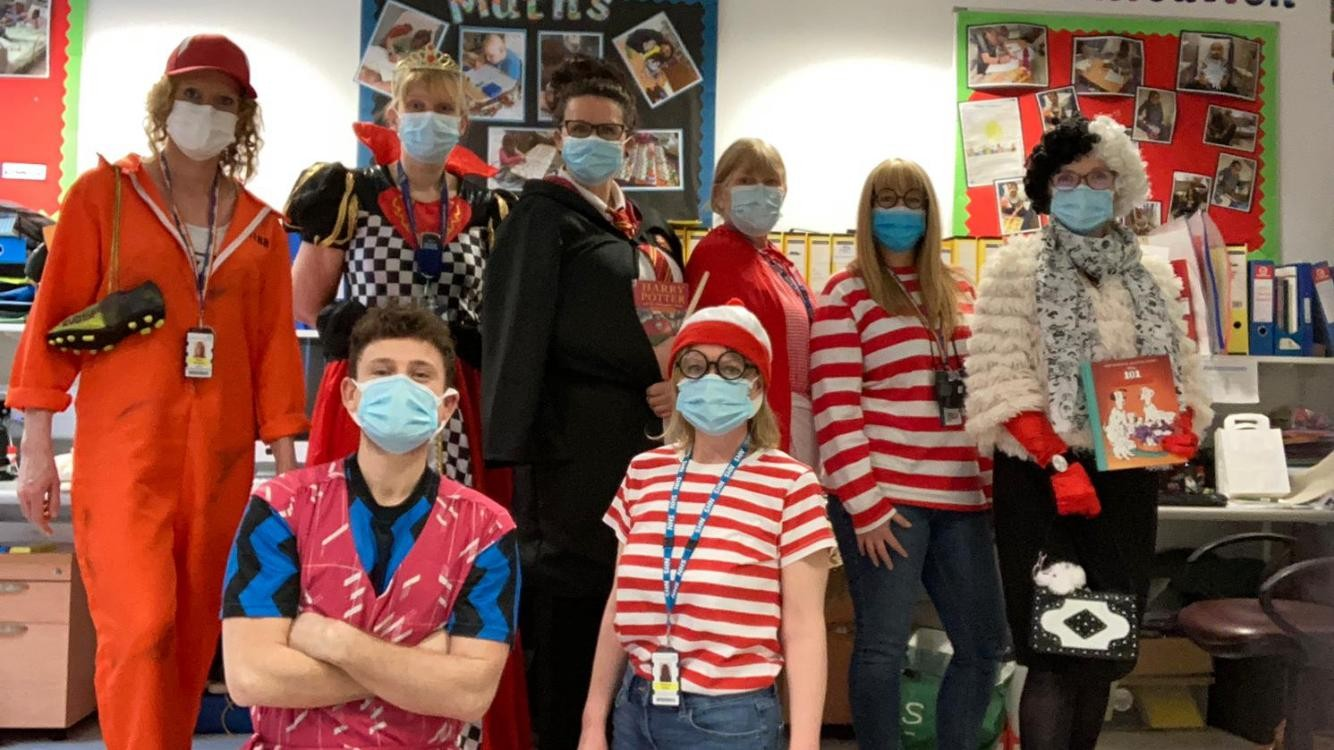 World Book Day 4th March 2021